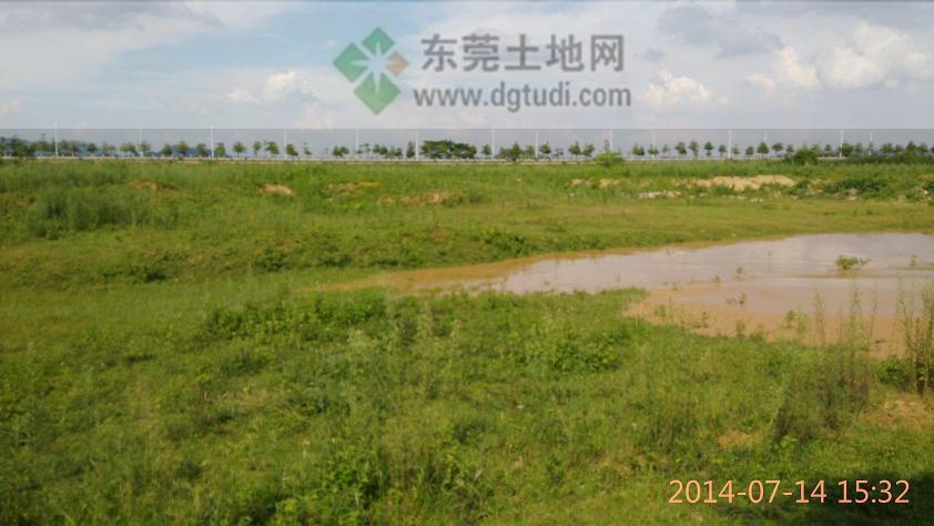 横沥月塘工业区40亩工业土地出让
