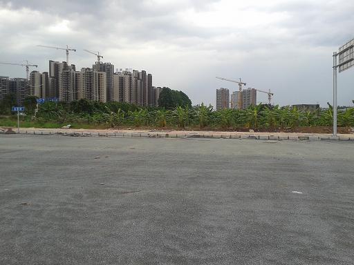 东莞望牛墩广深高速出口附近工业用地出租
