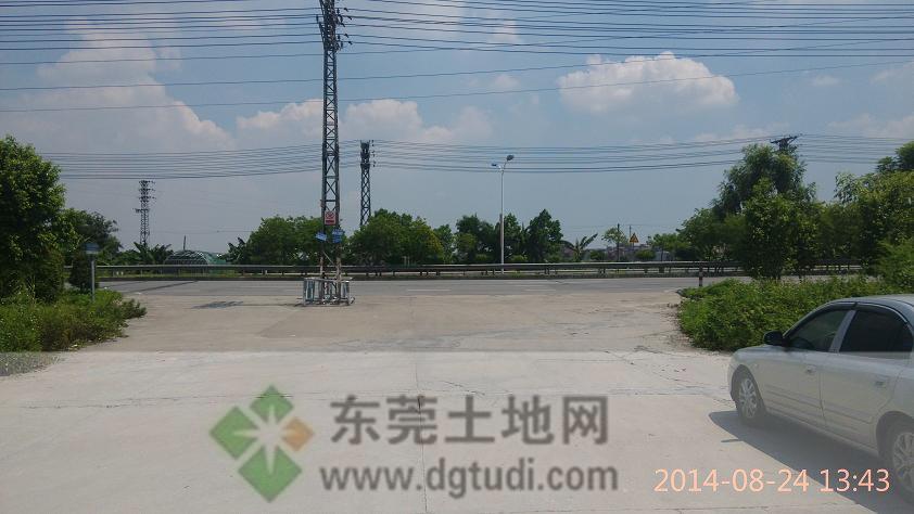 虎门港土地转让,转让土地面积为220亩