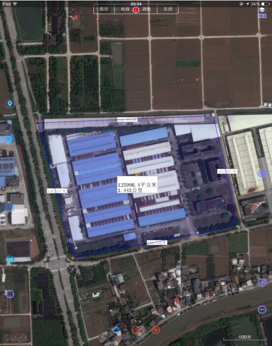 广州南沙181亩工业ope体育滚球ope手机客户端