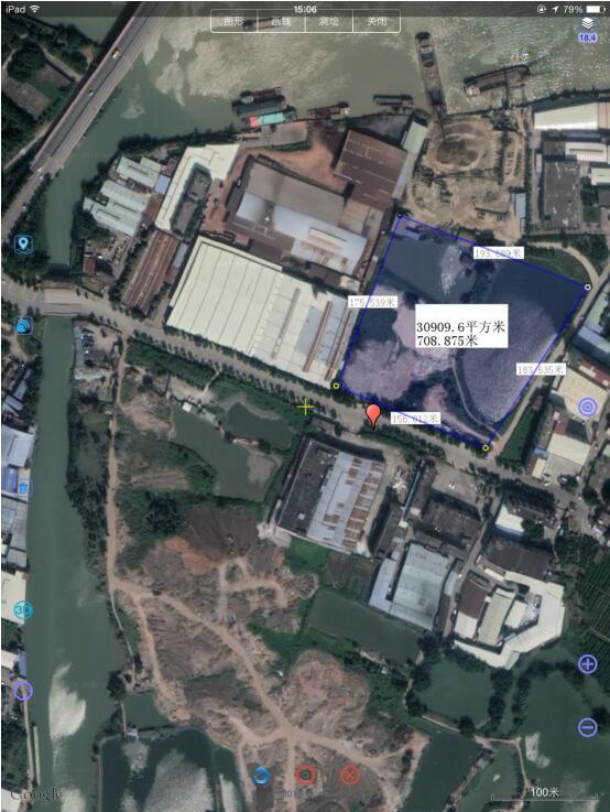 东莞土地ope手机客户端厚街46.5亩红本工业地皮ope手机客户端