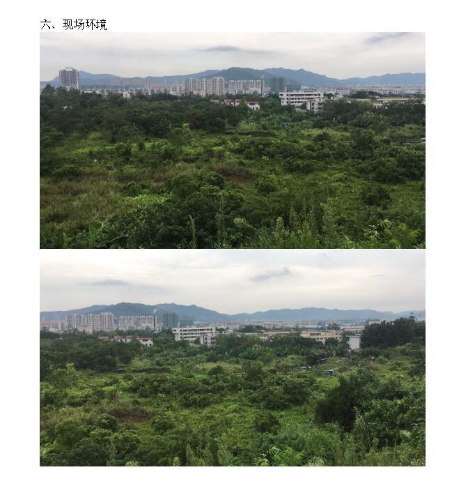 东莞土地网关于肇庆端州区睦岗镇地块的情况介绍