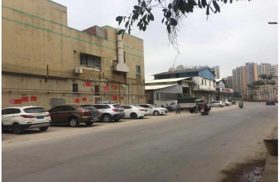 博罗县园洲镇占地4533㎡建筑6000㎡