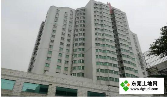 石龙商住大厦转让1.7万㎡于东莞土地网