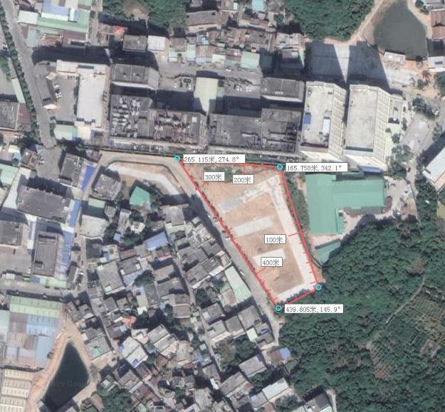 东莞土地ope手机客户端大朗镇占地15亩集体工业用地ope手机客户端