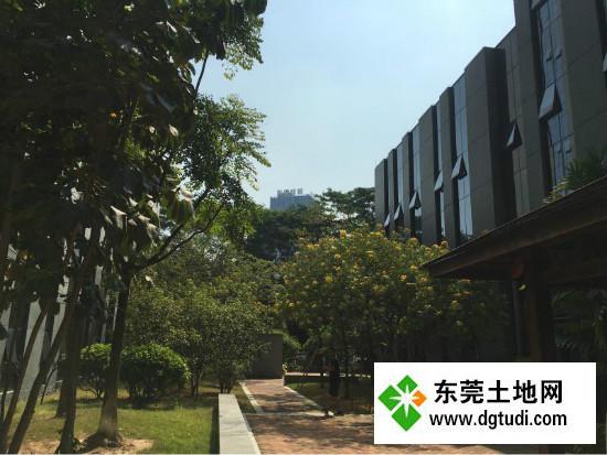 ope电竞官网松山湖占地10亩建筑11974.6㎡写字楼红本国有双证转让