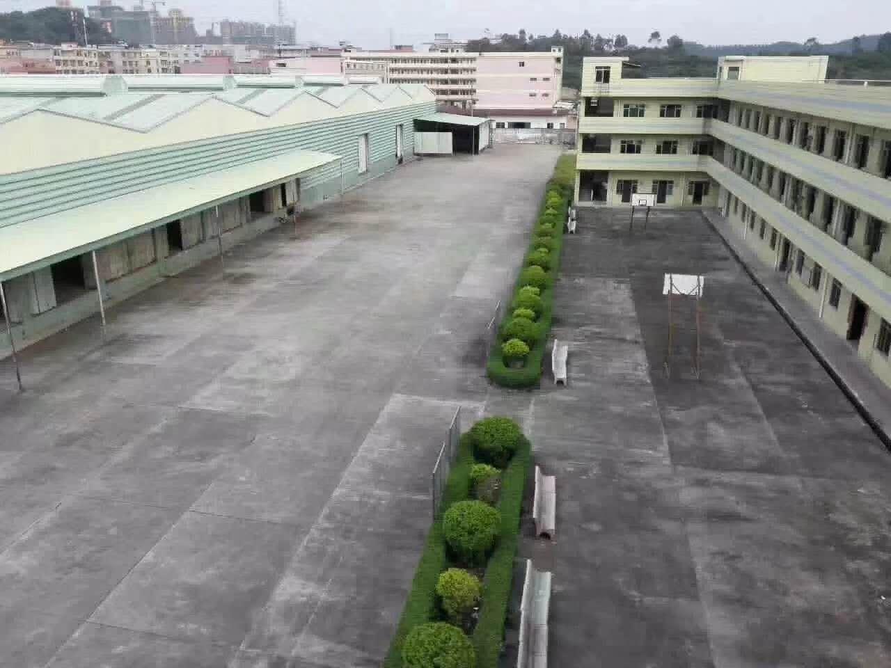 竞博网站市常平镇19000平方花园式单一层独院仓库出租