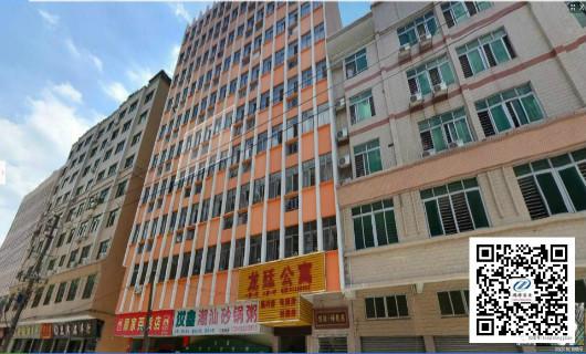 竞博网站市寮步镇香市路旁商业区公寓楼约4528.8㎡转让